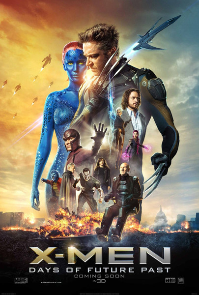 X-Men : Days of Future Past Review